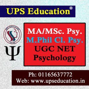 Best Psychology Coaching Institute in Delhi