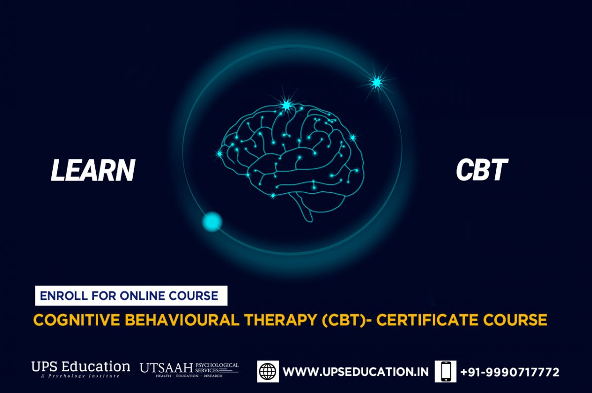 Cognitive Behavioural Therapy CBT- Certificate Course