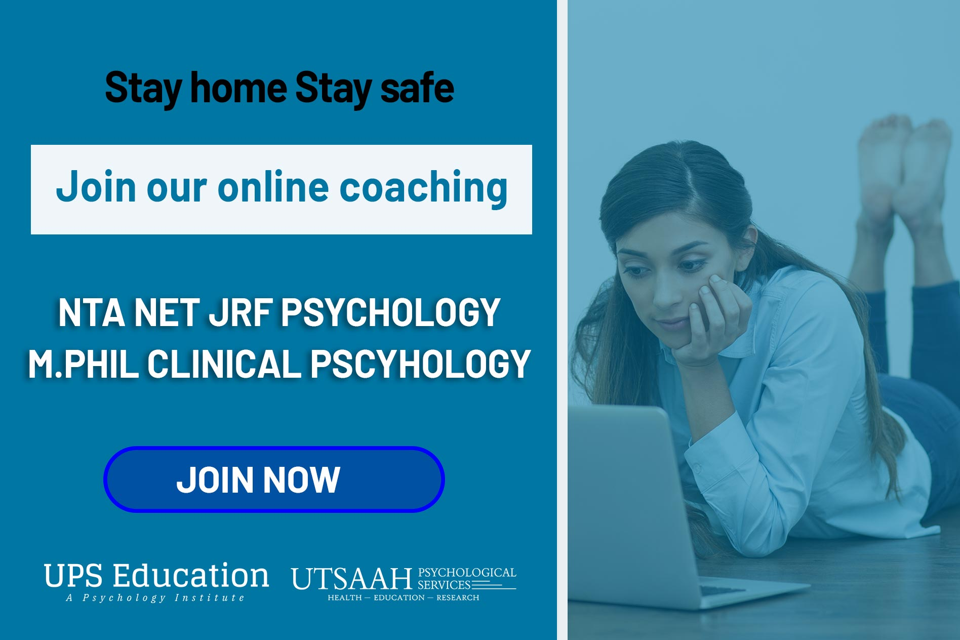 Online M.Phil Clinical Psychology Entrance Coaching