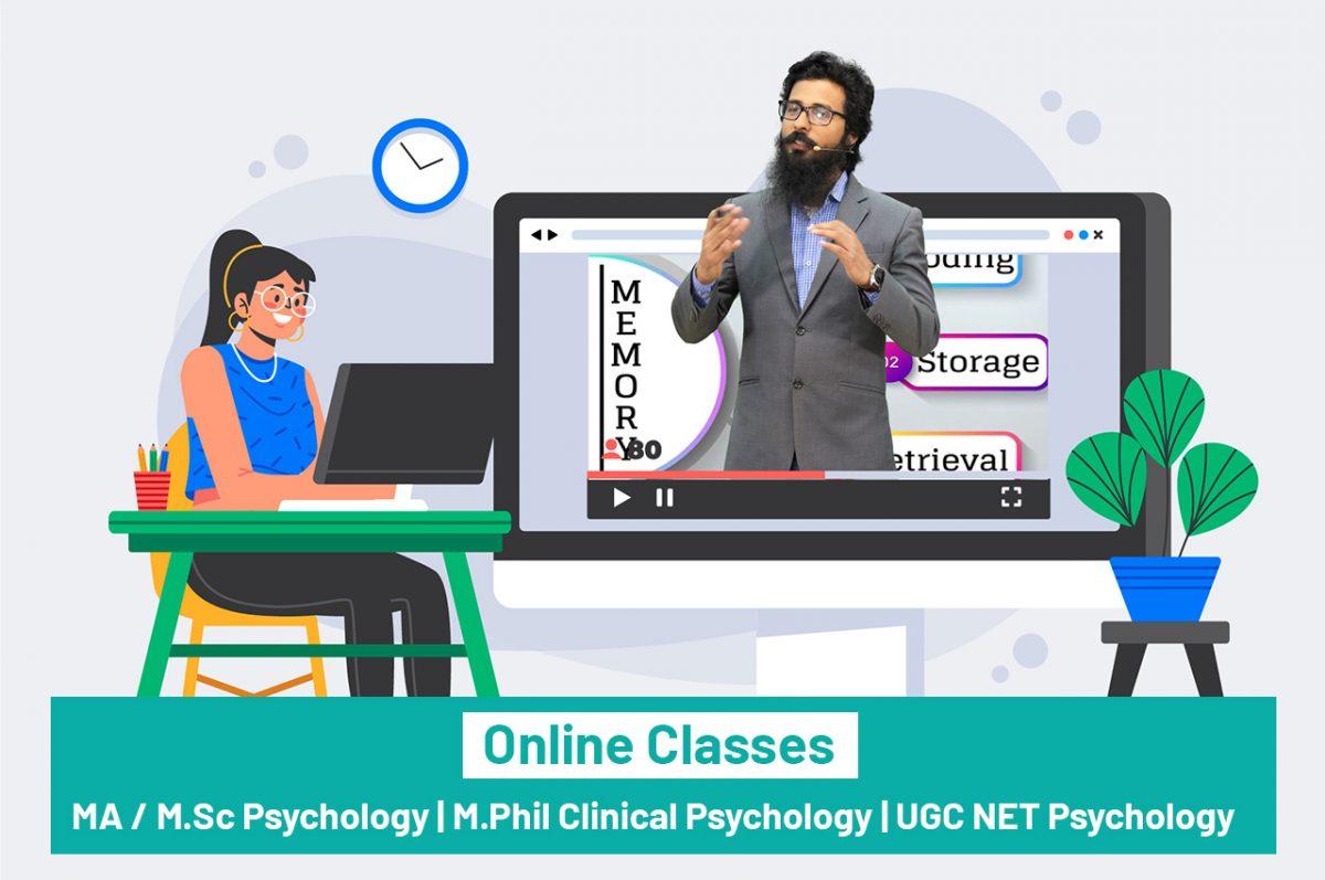 Online Psychology Entrance Coaching