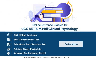 online mphil clinical psychology entrance coaching