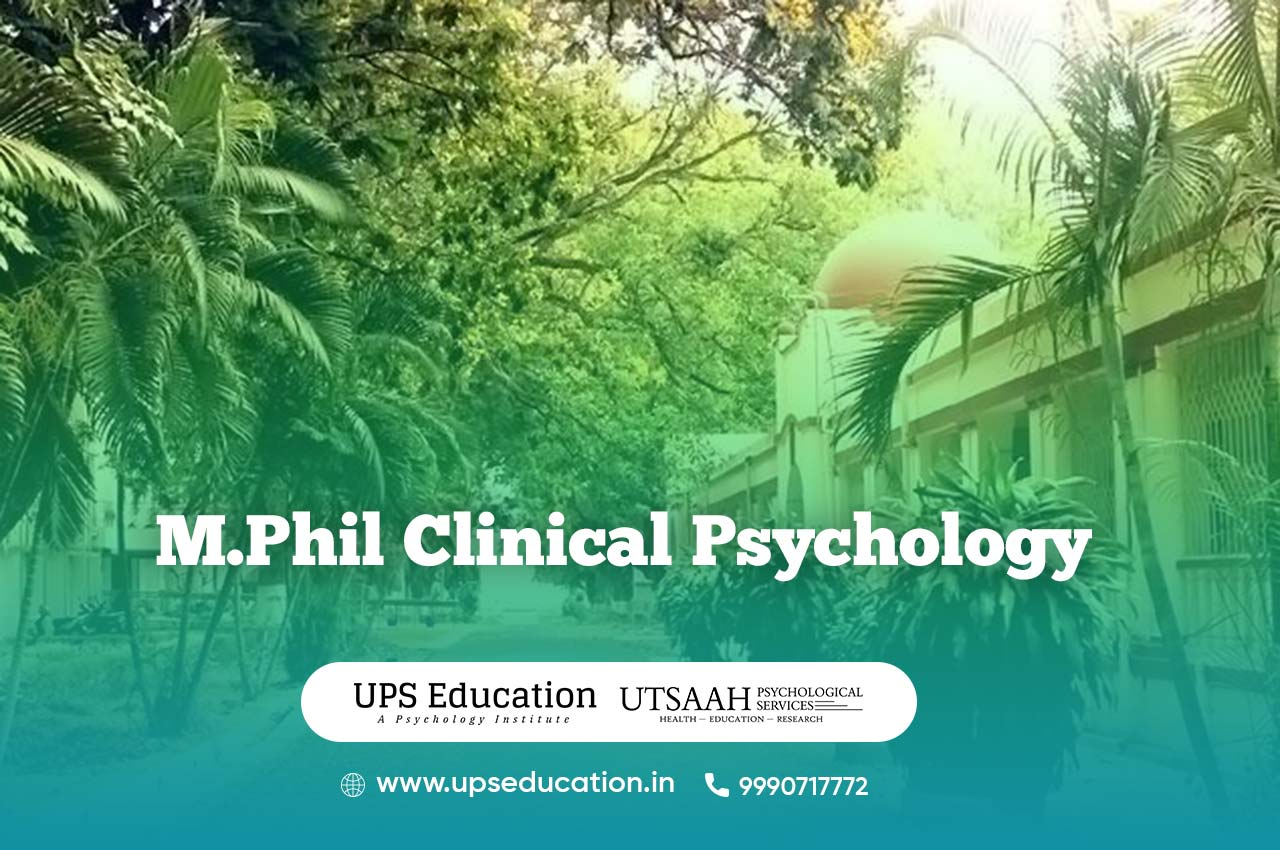 M.Phil Clinical Psychology Admission 2020-2021