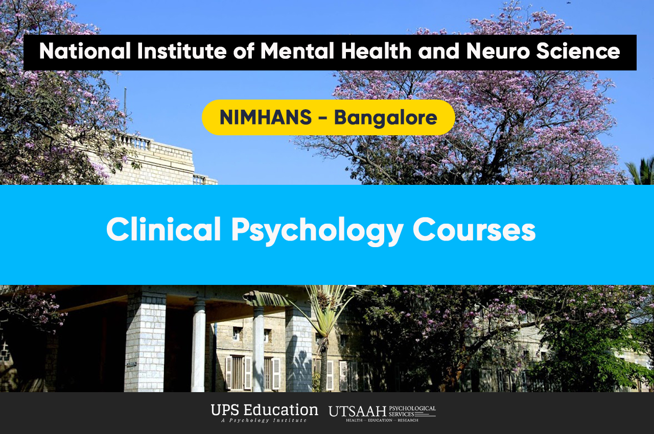 Clinical Psychology Courses in NIMHANS