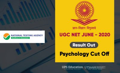 UGC NET JRF Psychology Cut Off for 2020
