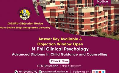 RML M. Phil Clinical Psychology Answer key/Objection window Open 2021—UPS Education